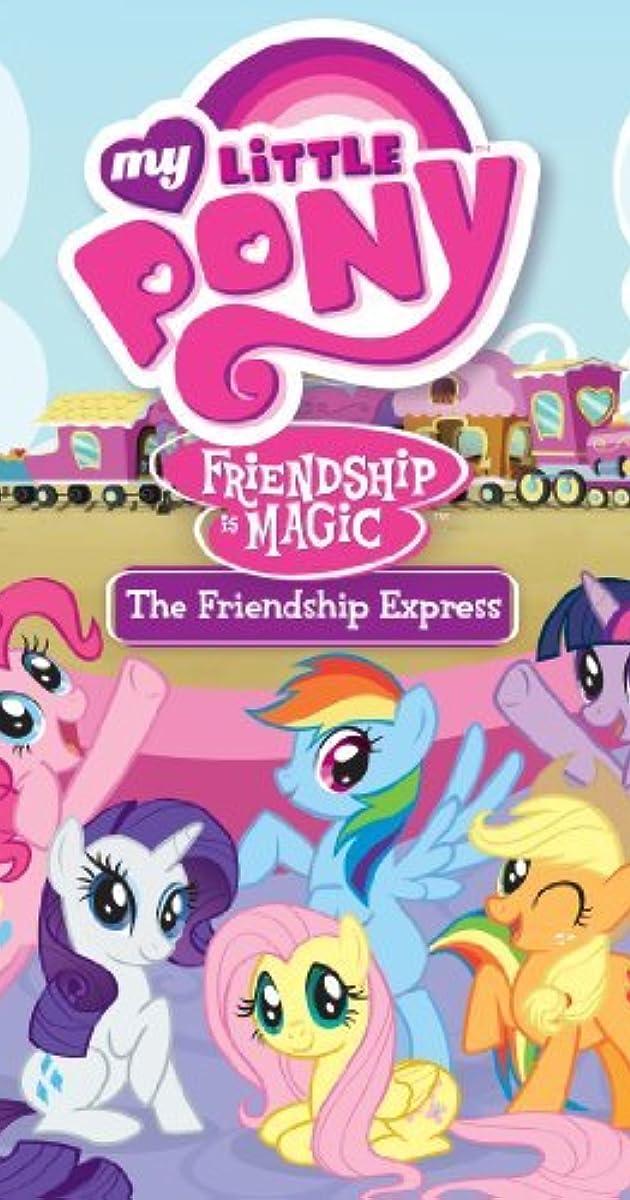 my little pony friendship is magic tv series 2010 imdb