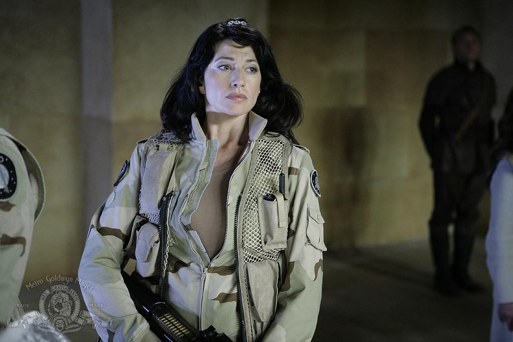 Claudia Black in Stargate: Continuum (2008)