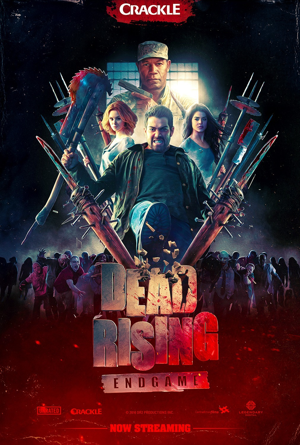 Dead Rising: Endgame Watch Full Movie Free Online