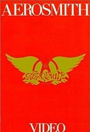 Aerosmith Video Scrapbook Poster