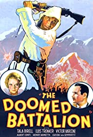 Doomed Battalion Poster