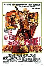 The Magnificent Seven Ride(1972)