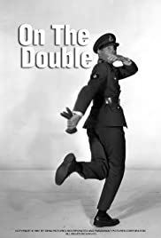 On the Double (1961) Poster - Movie Forum, Cast, Reviews
