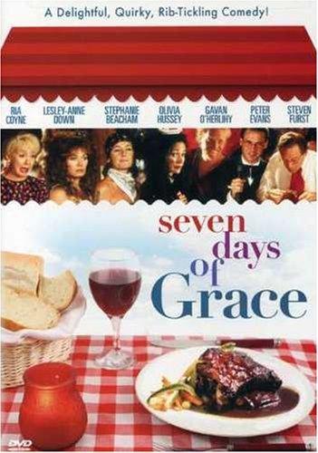 Stephanie Beacham, Lesley-Anne Down, Olivia Hussey, Ria Coyne, Stephen Furst, and Gavan O'Herlihy in Seven Days of Grace (2006)