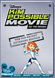 Kim Possible Movie: So The Drama (2005)
