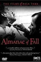 Image of Almanac of Fall