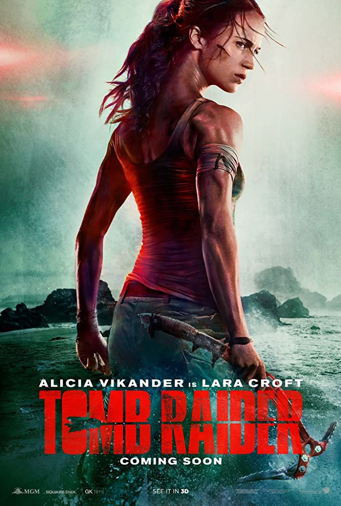 Download Film Tomb Raider 2018 BluRay Subtitle Indonesia
