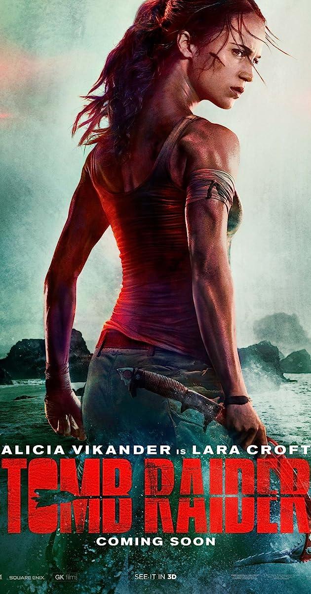 Kapų Plėšikė / Tomb Raider (2018) Online