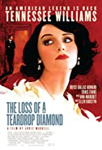 The Loss of a Teardrop Diamond