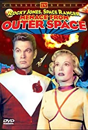 Menace from Outer Space Poster