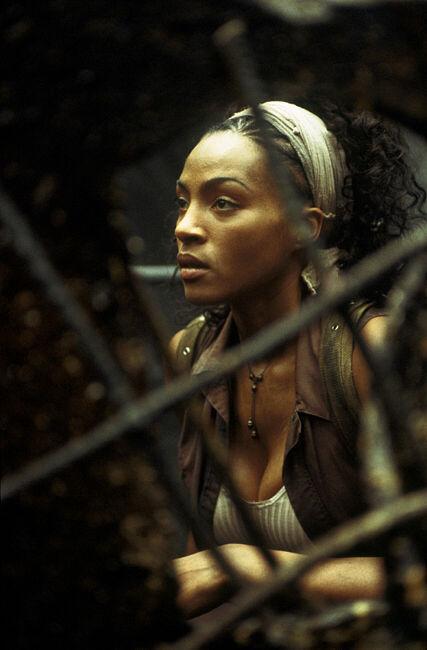Nona Gaye in The Matrix Revolutions (2003)