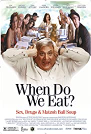 When Do We Eat? Poster