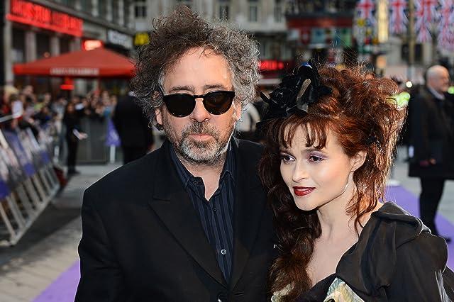 Helena Bonham Carter and Tim Burton at Dark Shadows (2012)
