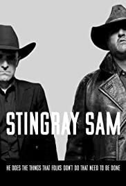 Stingray Sam Poster