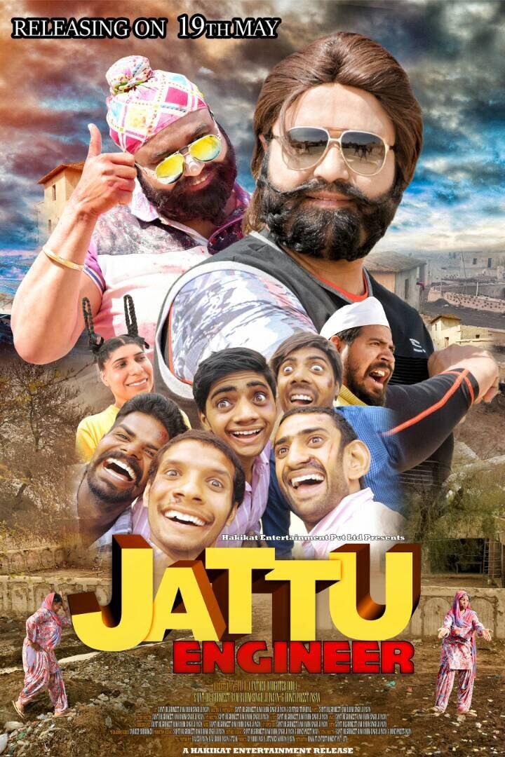 image Jattu Engineer Watch Full Movie Free Online