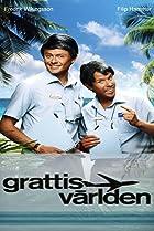 Image of Grattis världen