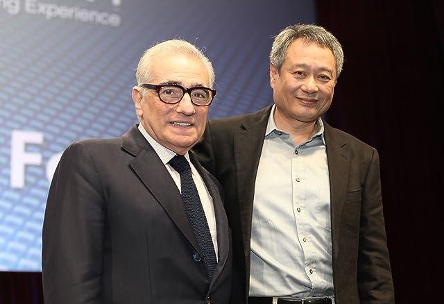 Martin Scorsese and Ang Lee