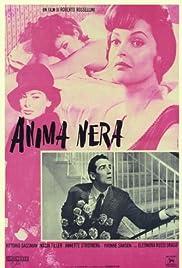 Anima nera Poster