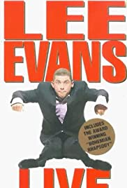 Lee Evans: Live from the West End Poster
