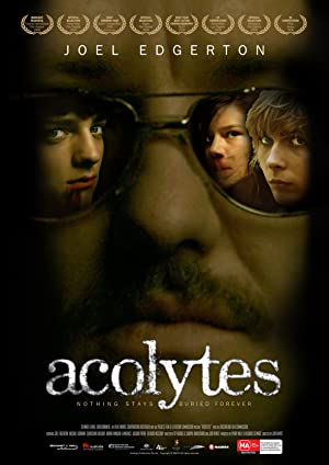 Acolytes poster