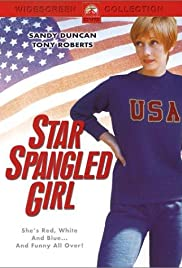 Star Spangled Girl Poster