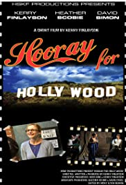 Hooray for Holly Wood Poster