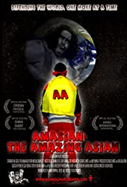 Amasian: The Amazing Asian Poster