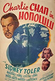 Charlie Chan in Honolulu Poster