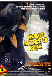 Hermit: Monster Killer Poster