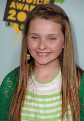Abigail Breslin at Nickelodeon Kids' Choice Awards 2008 (2008)