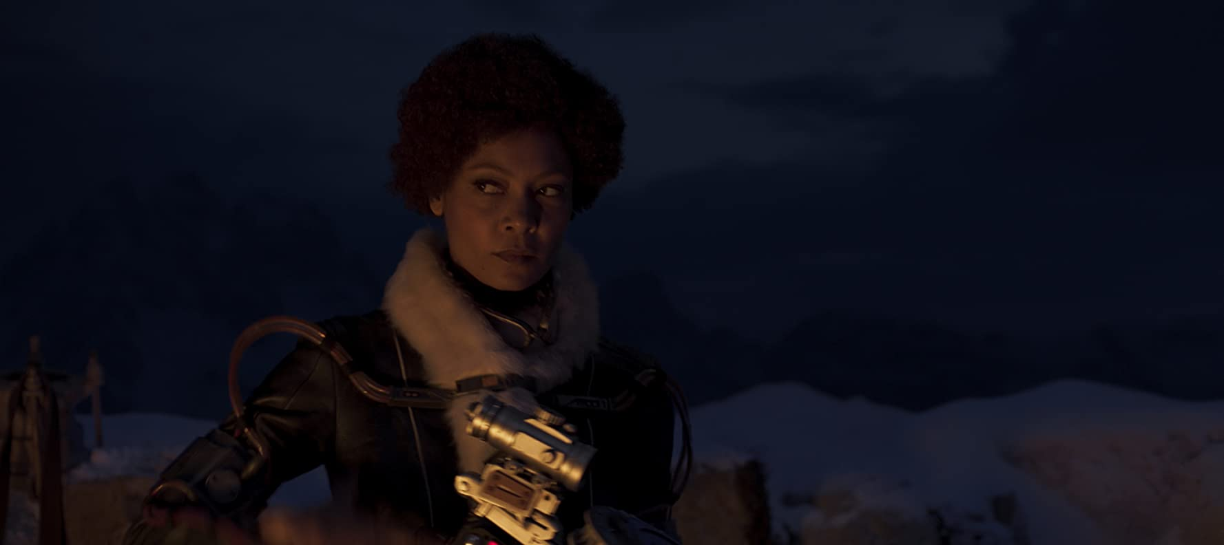 Thandie Newton in Solo: A Star Wars Story (2018)