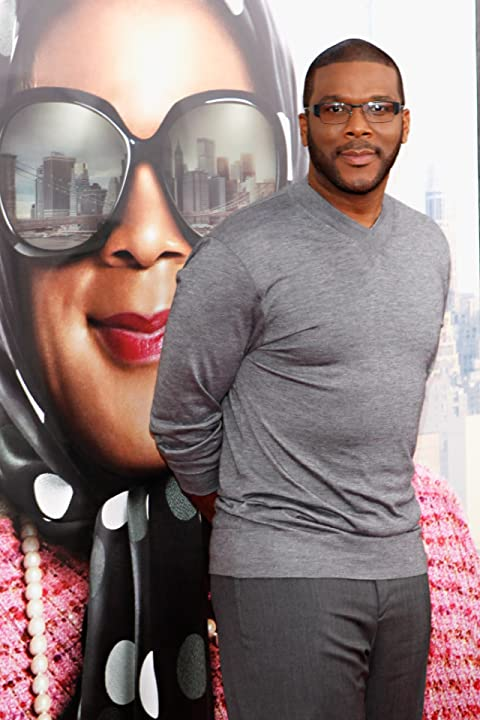 Tyler Perry at an event for Madea's Witness Protection (2012)