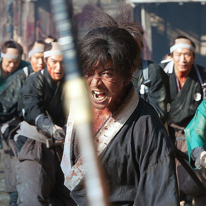 Takuya Kimura in Blade of the Immortal (2017)