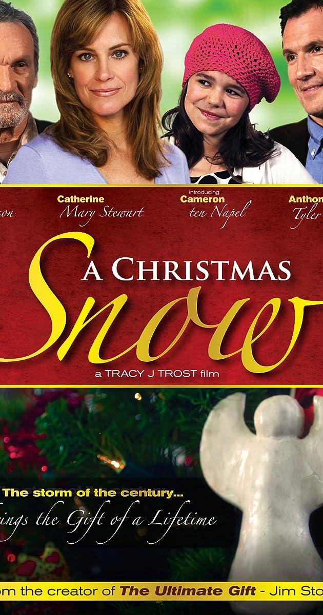 A Christmas Snow (2010) - IMDb