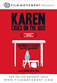 Karen Cries on the Bus Poster