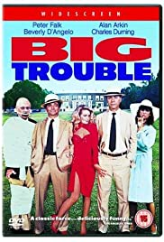 Big Trouble (1986) Poster - Movie Forum, Cast, Reviews