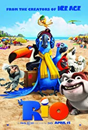 Rio 2011 BDRip 720p 840MB ( English – Hindi ) MKV