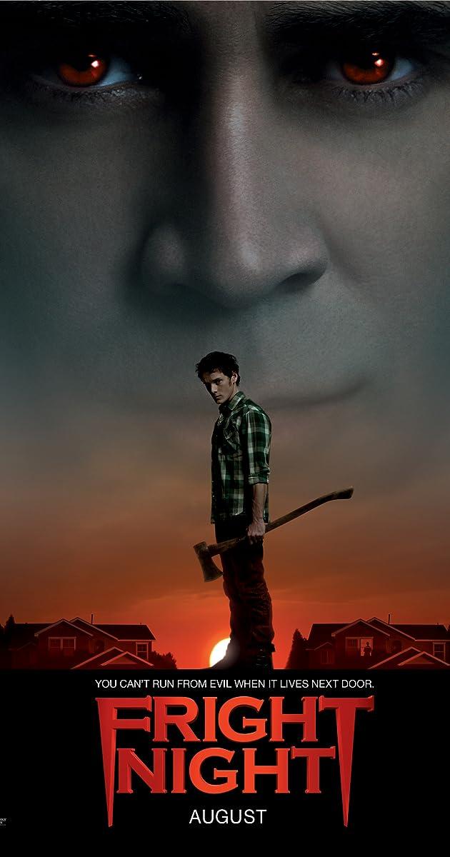 Žiauriai baisi naktis / Fright Night (2011) Online
