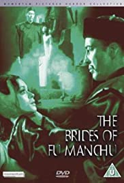 The Brides of Fu Manchu Poster