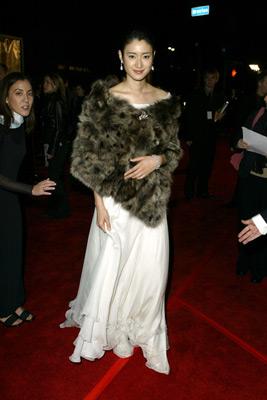 Koyuki at an event for The Last Samurai (2003)
