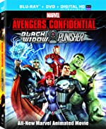 Avengers Confidential: Black Widow & Punisher(2014)