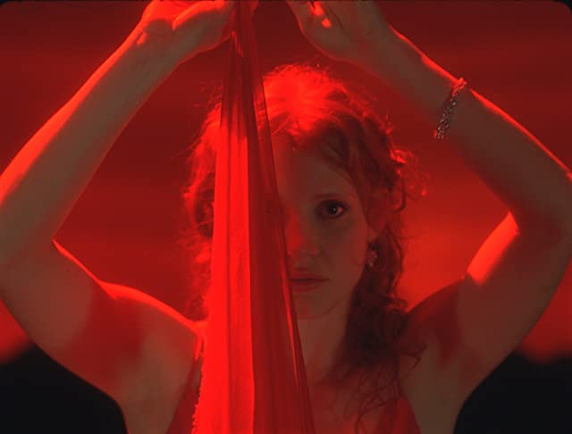 Chastain as Salome