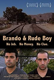 Brando and Rude Boy Poster