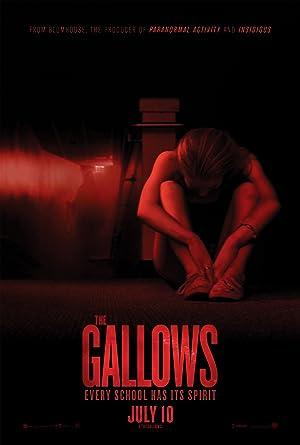 Poster Gallows - Jede Schule hat ein Geheimnis