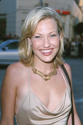 Joey Lauren Adams at an event for The Replacements (2000)