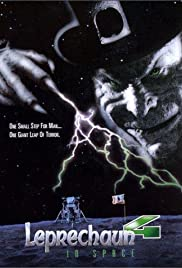 Leprechaun 4: In Space (1996) Poster - Movie Forum, Cast, Reviews