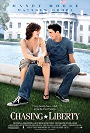 Chasing Liberty (2004) Poster - Movie Forum, Cast, Reviews