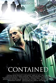 Contained Poster