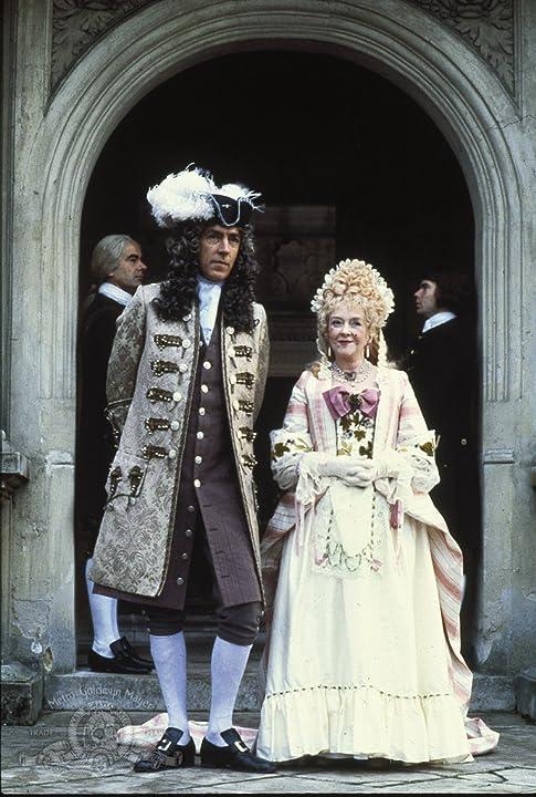 Peter Cook and Beryl Reid in Yellowbeard (1983)