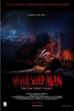 Never Sleep Again: The elm street legacy -
